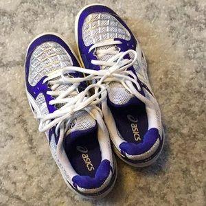 Asics women's Squash Shoes